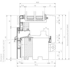 Holz Alu Fenster Rahmentyp 07 Produktdatenblatt