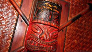 wall art at tiki ti credit credit sam howzit flickr  on tiki bar metal wall art with bbc travel a search for the perfect tiki bar in los angeles