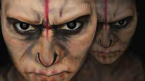 dawn of the planet of the apes makeup tutorial