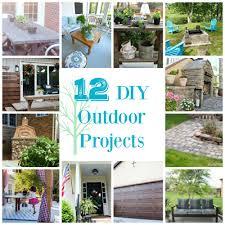 Diy Outdoor Projects 12 Diy Backyard Ideas My Uncommon Slice Of Suburbia