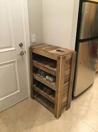 DIY Entryway Shoe Rack 100 Pallets 101 Inside Storage Ideas 19