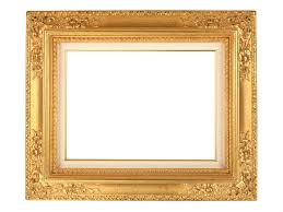 A blank picture frame : Free Stock Photo ?