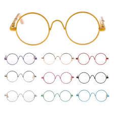 Blythe Doll Size Chart Details About For 12 Takara Blythe Dolls Hippy Clear Lens Round Frame Eyewear Eye Glasses