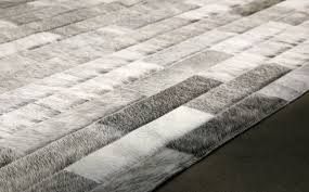 cowhide patchwork rug splendid premium modern natural sheepskin rugs for decorating ideas 5