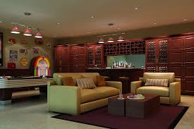Man Living Room 63 Finished Basement Man Cave Designs Awesome Pictures