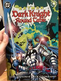 batman the dark knight of the round table 2 parts books stationery comics manga on carou