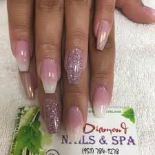 photo of diamond nails and spa riverside ca united states