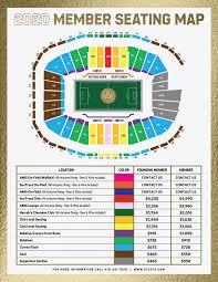 Atlanta United Seating Chart Mercedes Benz 2020 Season Ticket Membership Atlanta United Fc