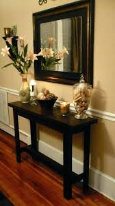 corner foyer table. Entry Table Decoration Ideas Top Entryway Decorations Console Tables Pedestal Side Corner Small . Foyer