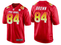Merchandise Nfl Jersey Brown Football Shop T-shirt And Antonio