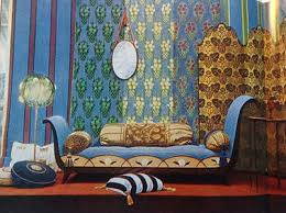 Image Hamilton Display Of Early Art Deco Furnishings By The Atelier Français At The 1913 Salon Dautomne From Art Et Décoration Magazine 1914 Wikipedia Art Deco Wikipedia