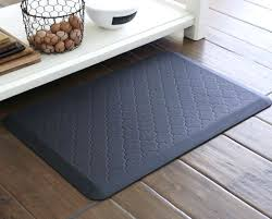 gel mats gel cushion kitchen mat black padded floor mats for standing runners with cushioned kitchen