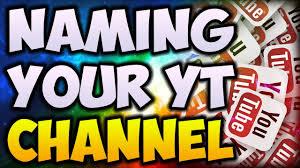Youtube Name Design Create Channel Name Youtube