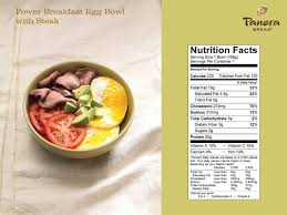Panera Bread Nutrition Chart Panera Has A Fantastic Hidden Menu Low Carb High Protein