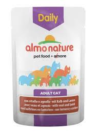 """Купить <b>almo nature паучи</b> для кошек """"меню с телятиной и ..."""