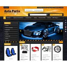 opencart a cars gear auto parts