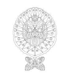Free printable bees coloring page. A Mandala Menagerie 10 Free Printable Adult Coloring Pages Featuring Animal Mandalas Feltmagnet Crafts
