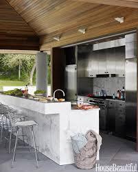 Prefab Outdoor Kitchen Cabinets Kitchen Room Prefabricated Outdoor Kitchen Decor Modern New 2017