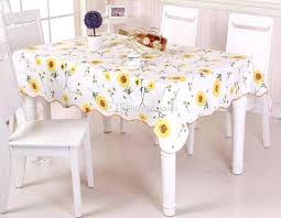 vinyl table cloths home waterproof wipe clean tablecloth dining kitchen cover protector oilcloth fabric covering cotton vinyl table cloths