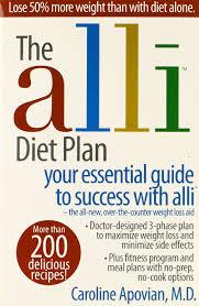 The Alli Diet Plan Amazon Co Uk Books