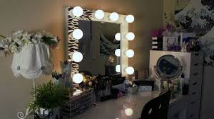 Add Lights To A Mirror 10 Diy Vanity Mirror Projects That Show You In A Different Light