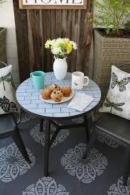 farmhouse porch furniture refresh restyle