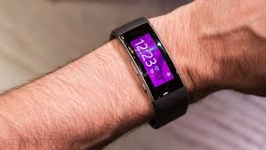 Microsoft Fitness Tracker The New And Improved Microsoft Band 2 Is The Latest Fitness