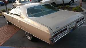 1971 Chevrolet Caprice - Overview - CarGurus
