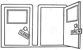 front door clipart black and white. Interesting Open Door Clipart Black And White With Front R