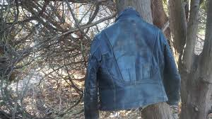 rough wear motorcycle jacket monarch horsehide motorcycle jacket