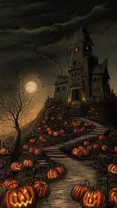 Halloween Wallpaper Iphone X
