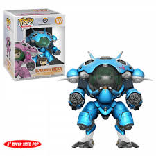 POP! Games - <b>Overwatch</b> #177 <b>D</b>.<b>Va</b> with Meka <b>Blueberry Skin</b> - 6 ...