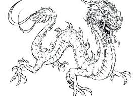 Dragon Coloring Pages Printable Dragon Coloring Pages Printable