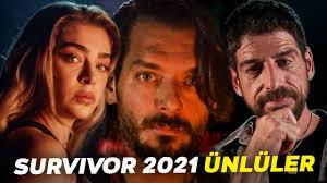 Survivor 2021 Ünlüler Kadrosu Hakkında Bilinmeyenler! - YouTube