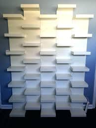 white wall shelf unit lack wall shelf unit white wall shelves lack wall shelf unit white