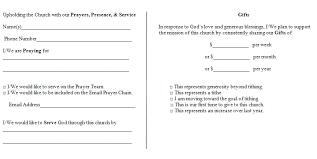 Sample Pledge Cards Magdalene Project Org
