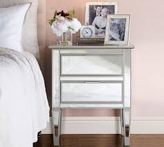 mirrored bedside table. scroll to next item mirrored bedside table d