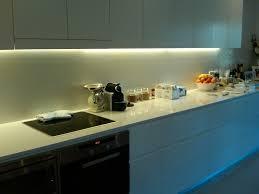 Led Strip Lights In Kitchen Under Counter Lighting Led Strips Led Strip Lighting Under