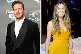It's been a discombobulating few months for armie hammer: Elizabeth Chambers Found Evidence Armie Hammer Had Affair Report People Com