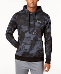 under armour jumper. under armour men\u0027s rival printed fleece hoodie, created for macys jumper