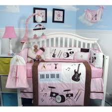 full size of pink and grey nursery bedding curtains set blanket elephant
