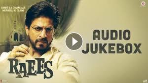 audio jukebox shah rukh khan