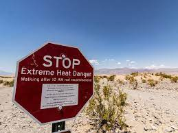 California's Death Valley Sees Hottest ...