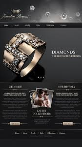 custom design template 42278 jewelry brand collections