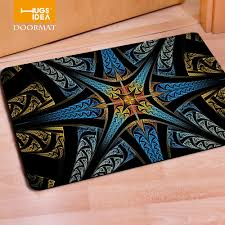 Rubber Floor Mats For Kitchen Aliexpresscom Buy Funny Front Door Entrance Carpets 3d Plants