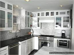 Backsplash Ideas For Black Granite Countertops Best Backsplash For Black Countertops White Cabinets Black With Tile