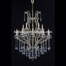impressive large chandeliers large crystal chandeliers large crystal chandeliers