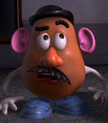 mr potato head toy story 2. Simple Toy Mr Potato Head  With Mr Toy Story 2