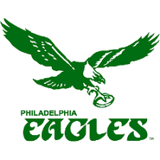 Philadelphia Eagles Primary Logo | Sports Logo History