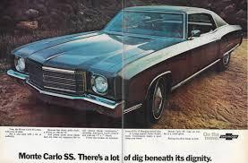 Vintage Reviews & Comparison Test: 1970 Chevrolet Monte Carlo ...